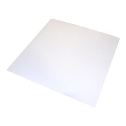 12 x 12 White Aluminum Panel Patch
