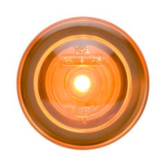 LED Uni-Light, Amber Flng Gskt