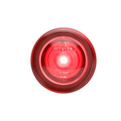 LED UNI-Light, Red Flng Gskt